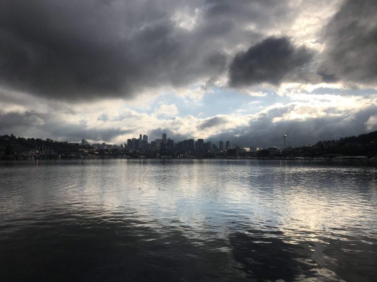 A weekend away in Seattle