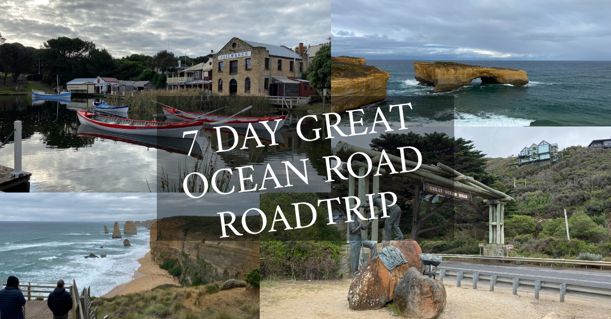 Read more about the article 7 Day road trip down the Great Ocean Road